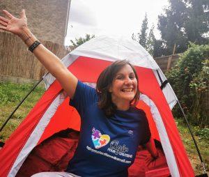 Un grand merci à Sonia, une nouvelle adhérente pour son implication, vous pourrez bientôt suivre dans sa marche pour l'Autisme!